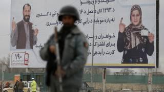 Pemilu Afghanistan