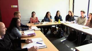 सोआस में हिंदी क्लास