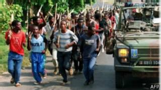 Igihe hakorwaga jenoside mu Rwanda