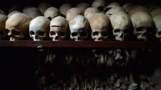 Ibisigazwa by'abazize jenoside mu Rwanda
