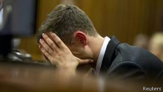 Oscar Pistorius muri sentare uno munsi