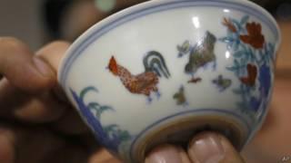 Китайская чашка