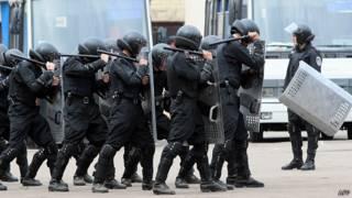 Украинский спецназ