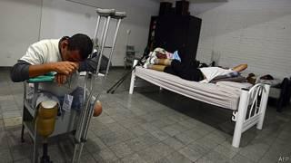 inmigrantes mutilados en méxico