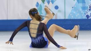 Падение Юлии Липницкой