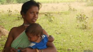 आदिवासी महिला झारखंड
