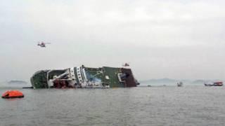 kapal korea
