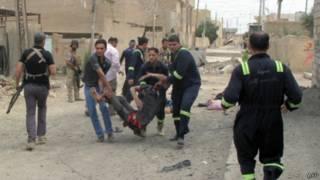 Kekerasan di Irak