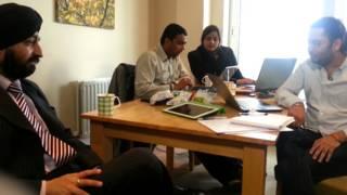 लंदन में प्रवासी भारतीय