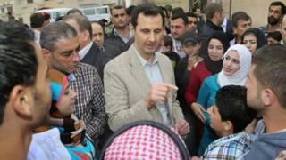 Presiden Bashar al-Assad