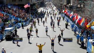 Maratona de Boston 2014 (Reuters)