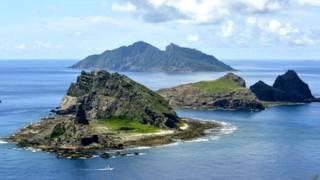 Islas disputadas