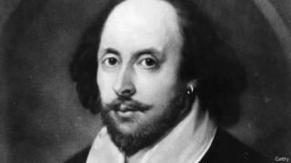 莎士比亞畫像