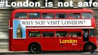 लंदन सुरक्षित नहीं है