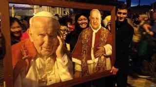 दो पोपों को संत का दर्जा दिया जाएगा