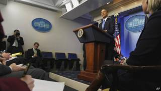 Пресс-конференция Барака Обамы 17 марта
