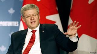 Канадский премьер