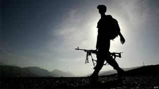 Soldado (Arquivo/AFP - Getty)