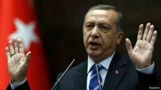 PM Turki, Recep Tayyip Erdogan