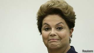Dilma Rousseff (foto de archivo)