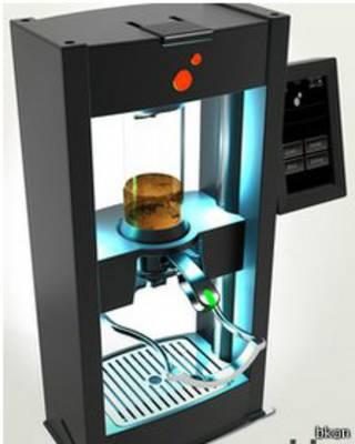 چائے بنانے کی مشین