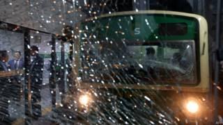 सिओल सबवे दुर्घटना