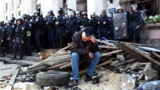 Incidentes en Odessa