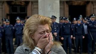 Damuwa a birnin Odessa gabashin kasar Ukraine
