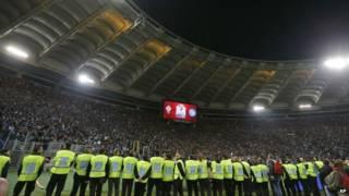 Final Copa de Italia