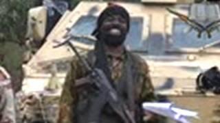 Jagoran kungiyar Boko Hram Abubakar Shekau.