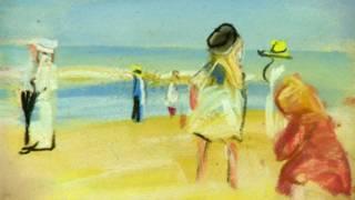 德國印象派大師利伯曼的沙灘