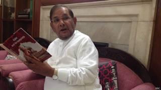 sharad yadav, tweets