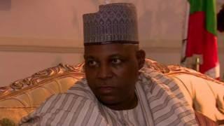 Gwamna Kashin Shettima na Borno
