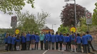 学童道路安全