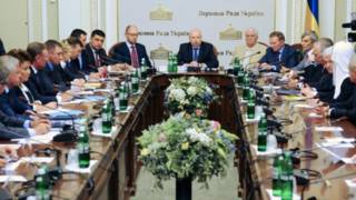 Переговоры за круглым столом в Киеве