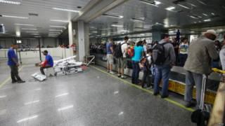 Международный аэропорт Рио