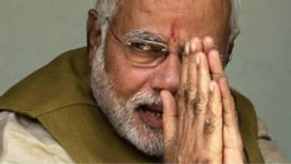 Narendra Modi, Fira Ministan India mai jiran gado