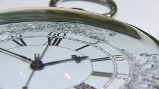 英國鐘表匠約翰•哈里森贏得了1714年設立的「經度獎」。
