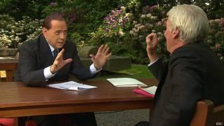 Берлускони и Паксман