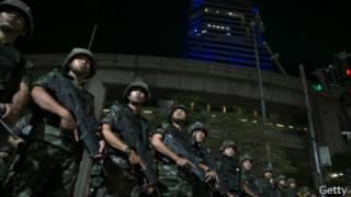 Ejército en Tailandia