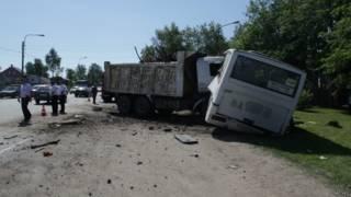 авария под Петербургом