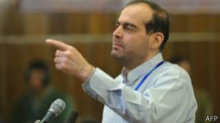 Махафарид Амир Хосрави был казнен в субботу в тегеранской тюрьме Эвин