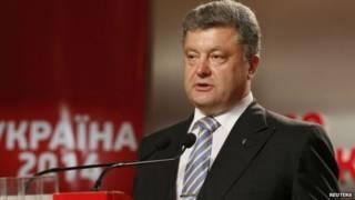 Petro Poroshenko (Reuters)