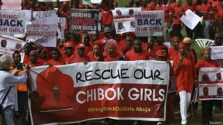 Protesto na Nigéria (Reuters)