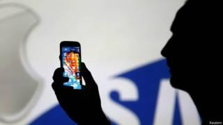 теелефон Samsung