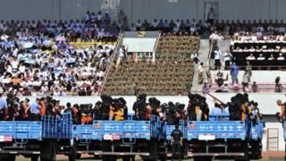Процесс в Синьцзяне