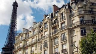 巴黎公寓樓