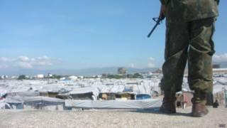 Haiti (BBC)