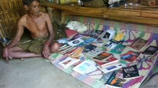 केरल की तन्हा लाइब्रेरी