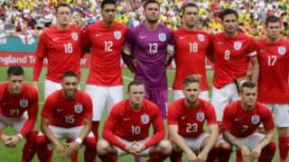 """""""Les trois Lions"""" d'Angleterre"""